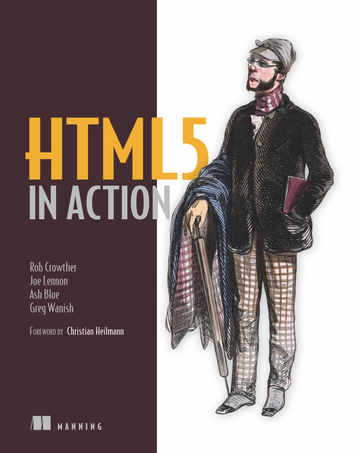 Manning | HTML5 in Action