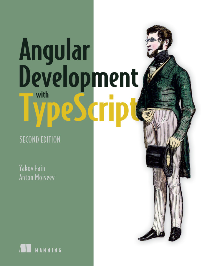 Manning | Angular Development with Typescript, Second Edition