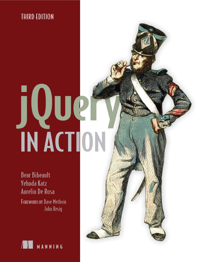 Manning | jQuery in Action, Third Edition