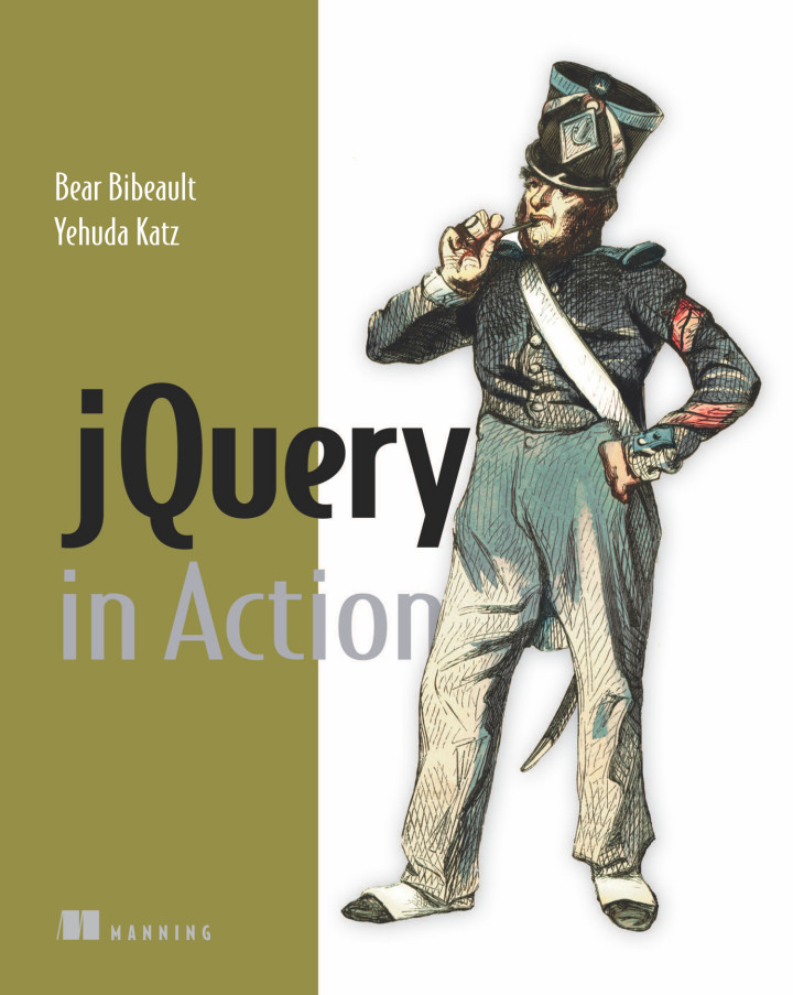 About this Book - jQuery in Action