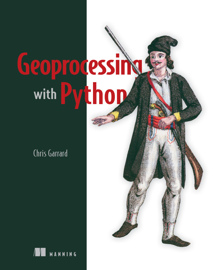 About this Book - Geoprocessing with Python