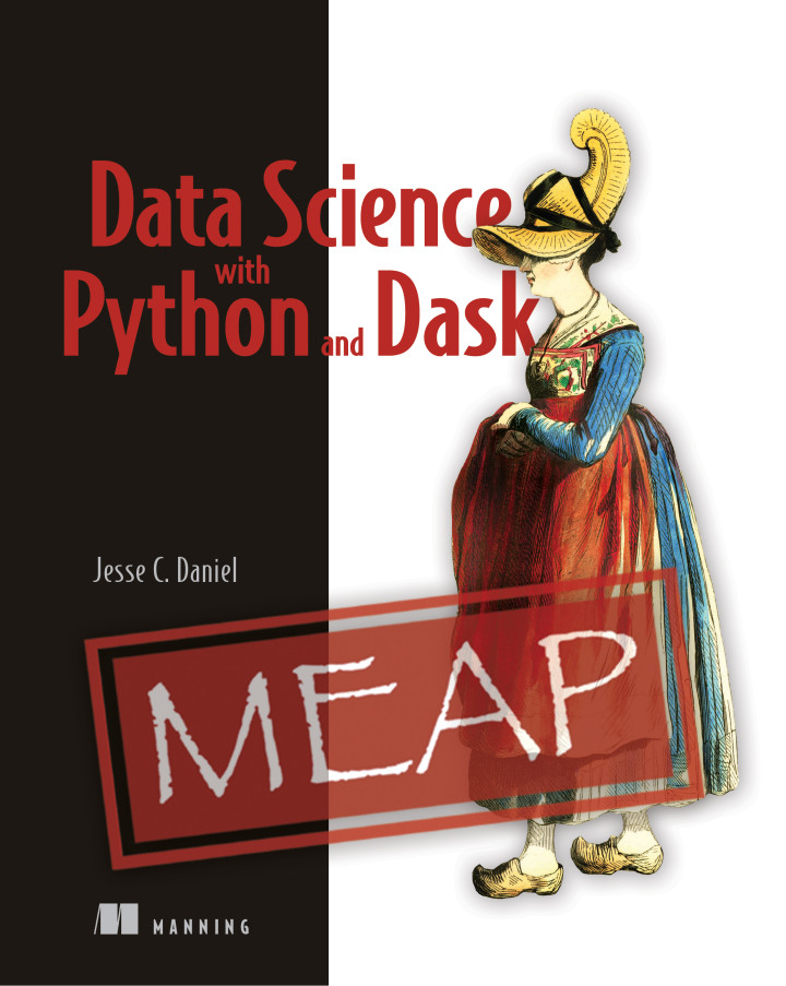 Manning | Data Science with Python and Dask