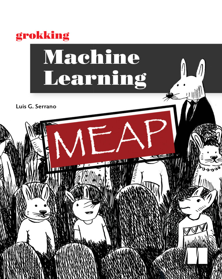 Grokking Machine Learning MEAP V07 cover