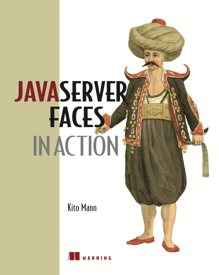 Manning | JavaServer Faces in Action