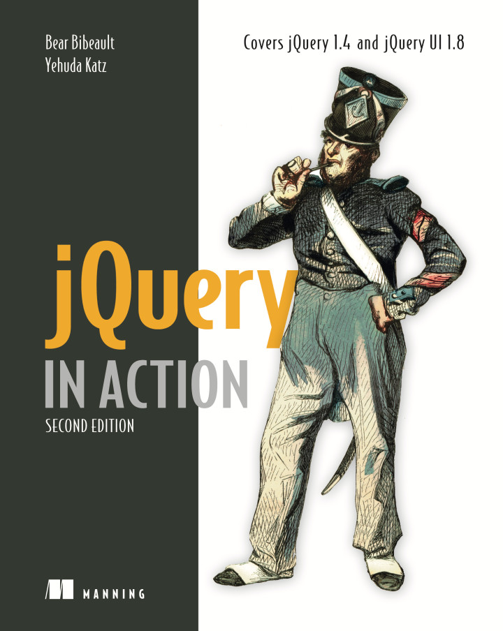About this Book - jQuery in Action, Second Edition