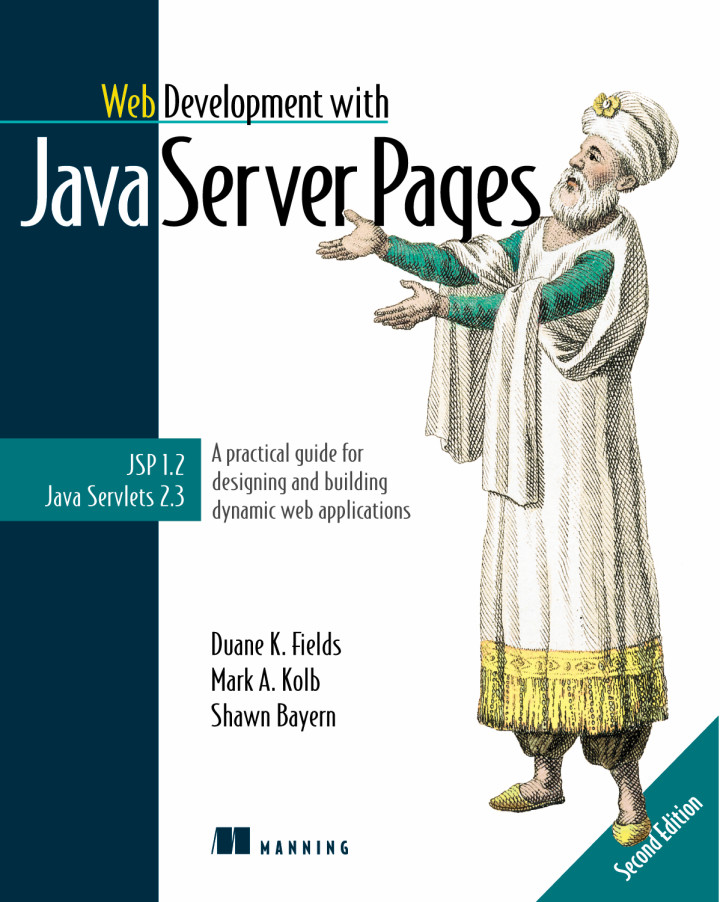 Manning | Web Development with JavaServer Pages, Second Edition