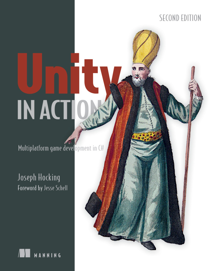 Manning | Unity in Action, Second Edition