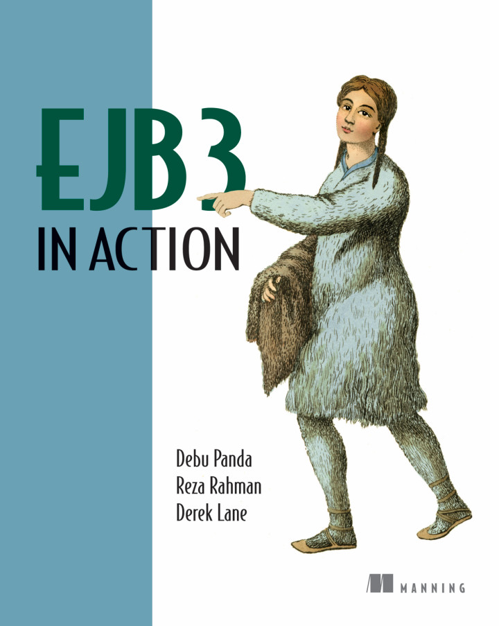 About this Book - EJB 3 in Action