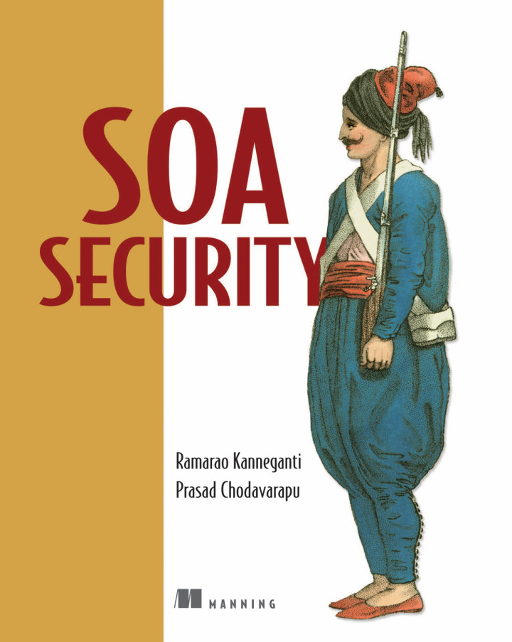 About this Book - SOA Security