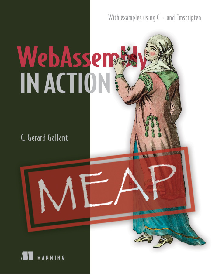 welcome - WebAssembly in Action: With examples using C++ and