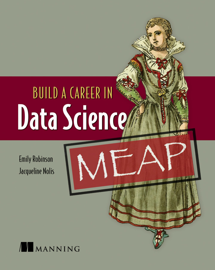 Manning | Build a Career in Data Science