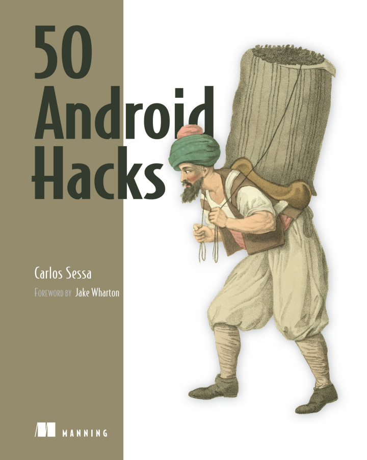 Manning | 50 Android Hacks