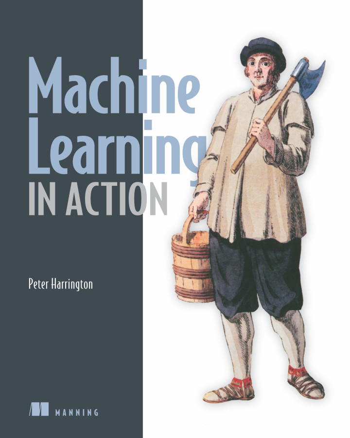 Machine Learning in Action Book Cover
