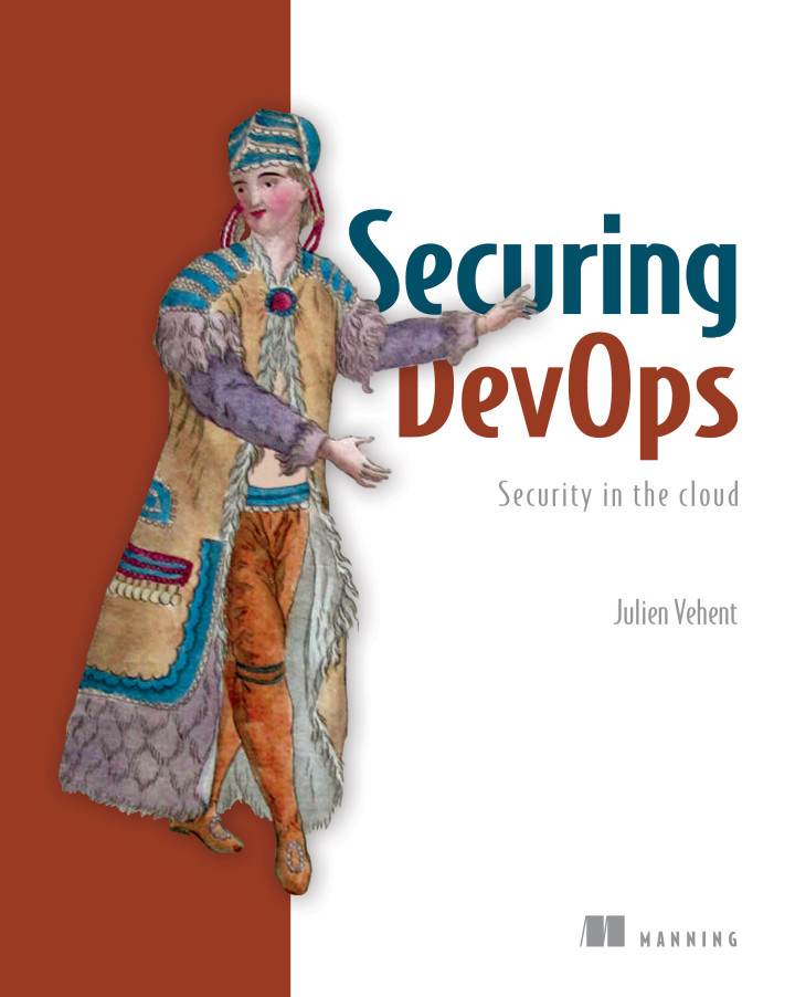 about this book - Securing DevOps