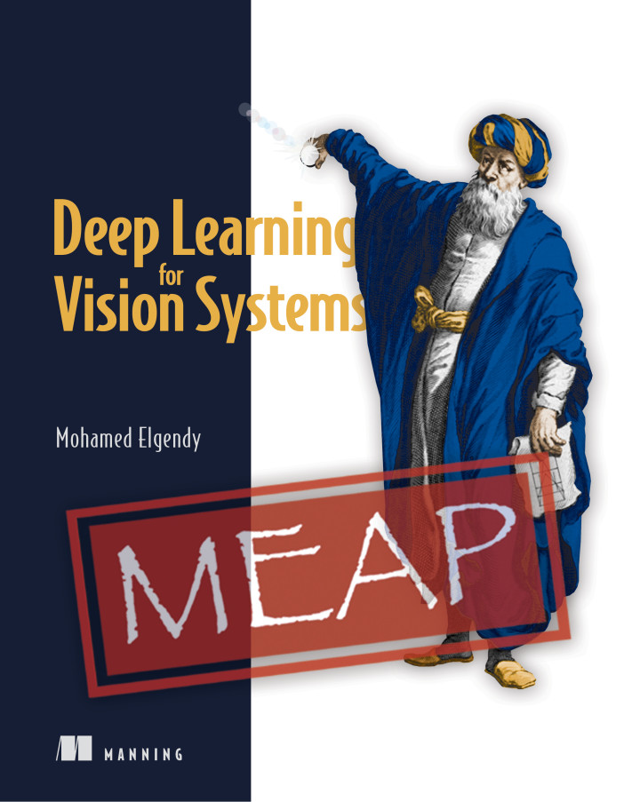Manning | Deep Learning for Vision Systems