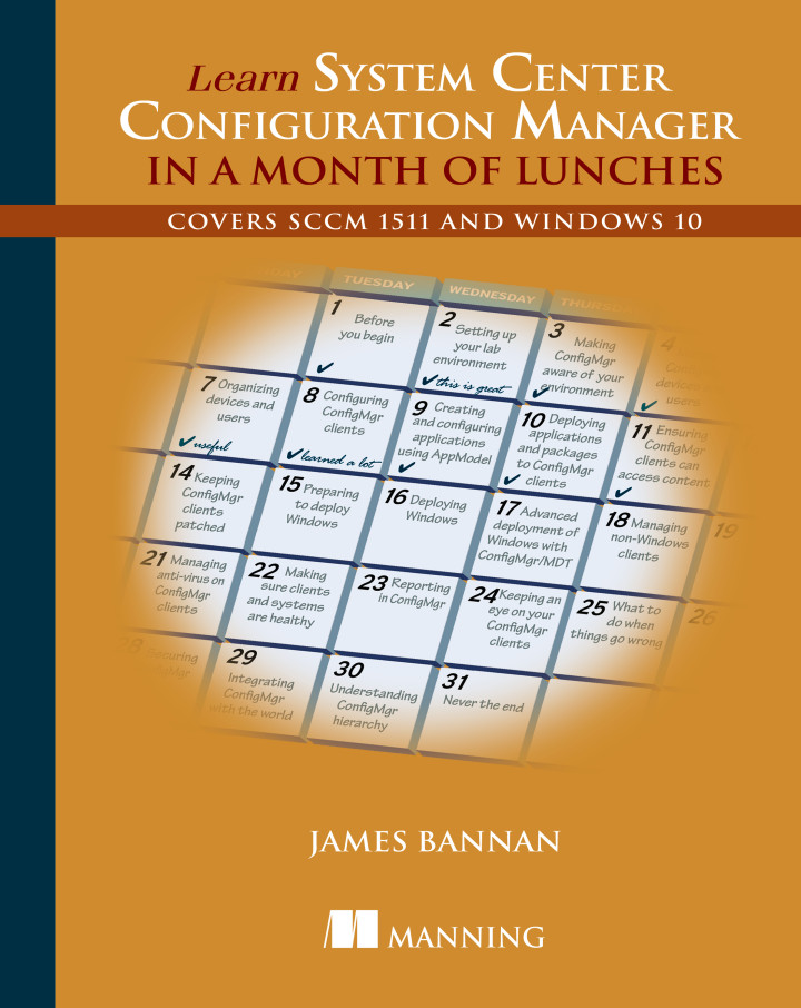 Manning | Learn System Center Configuration Manager in a