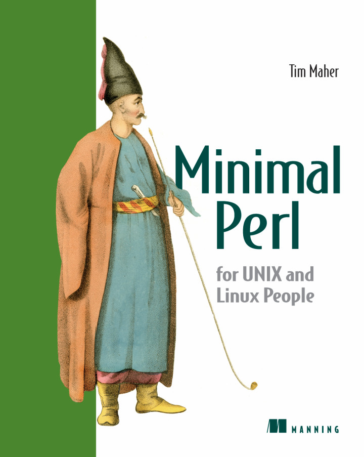 Manning | Minimal Perl