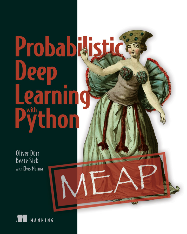 Manning | Probabilistic Deep Learning with Python