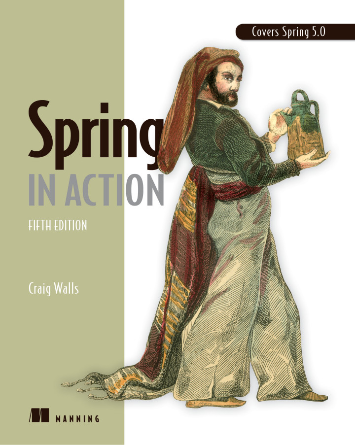 Manning | Spring in Action, Fifth Edition