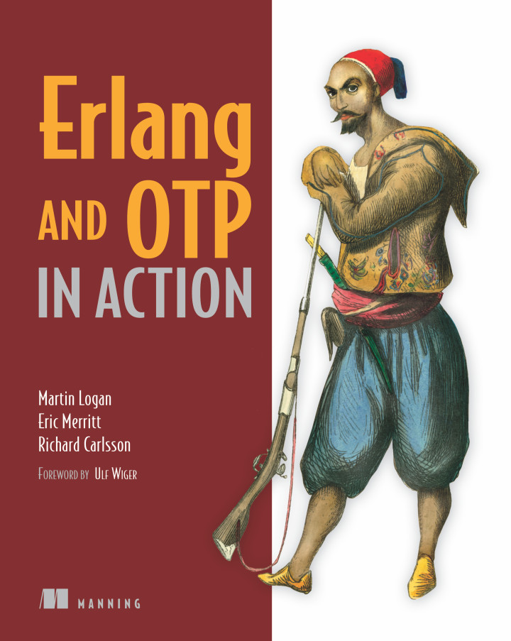 About This Book - Erlang and OTP in Action