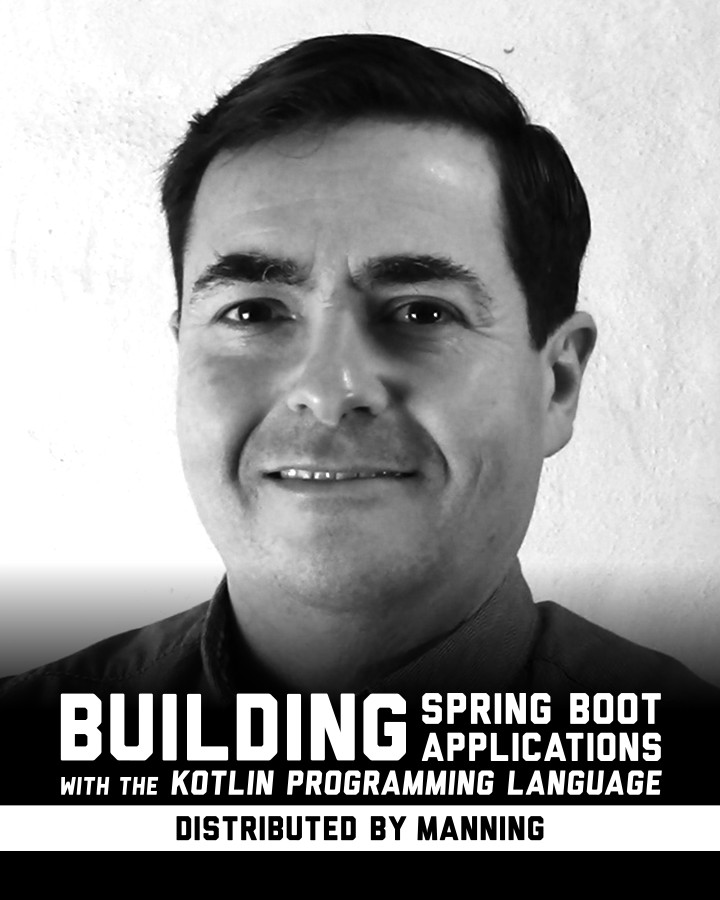 Manning | Building Spring Boot Applications with the Kotlin