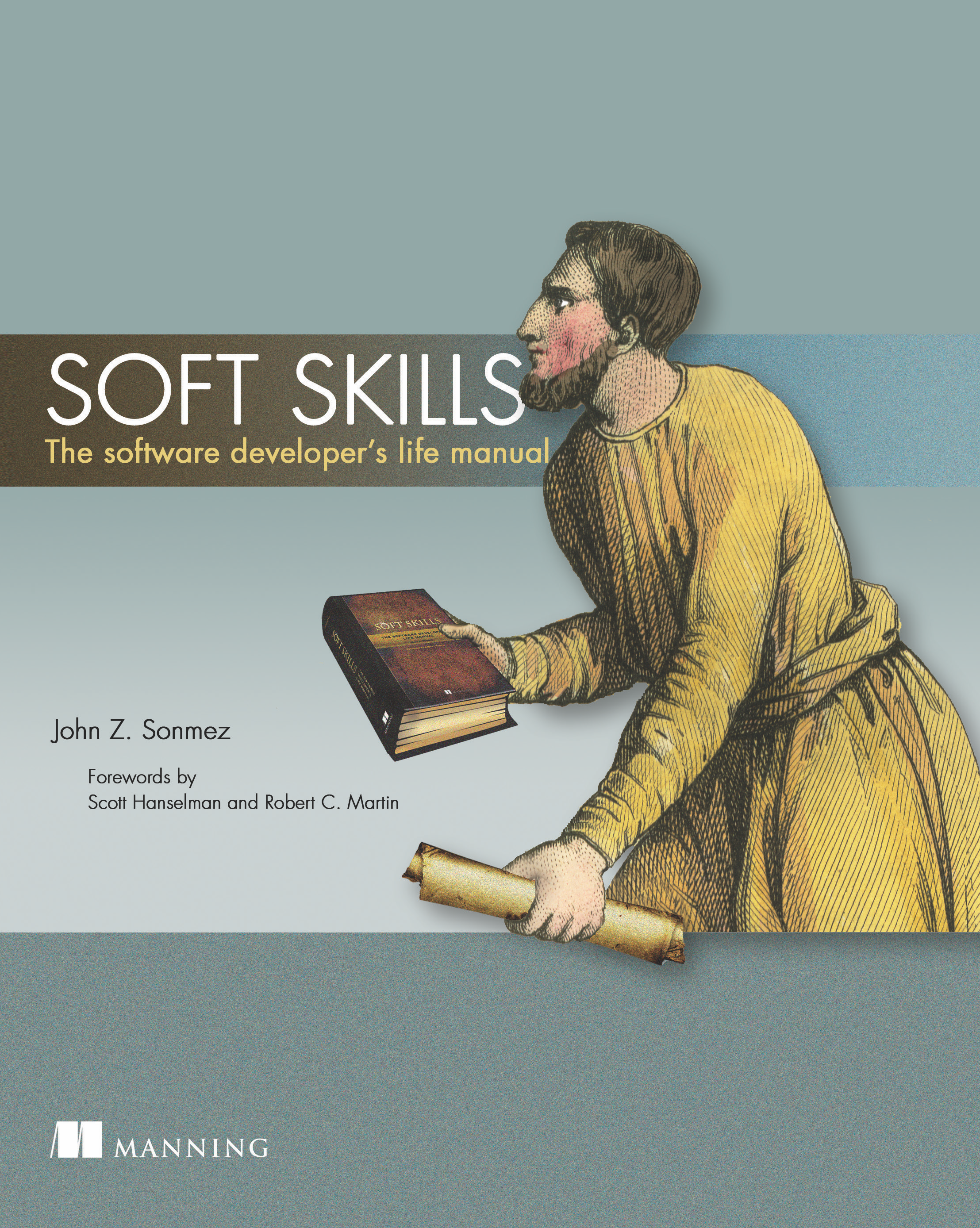 Soft Skills book cover