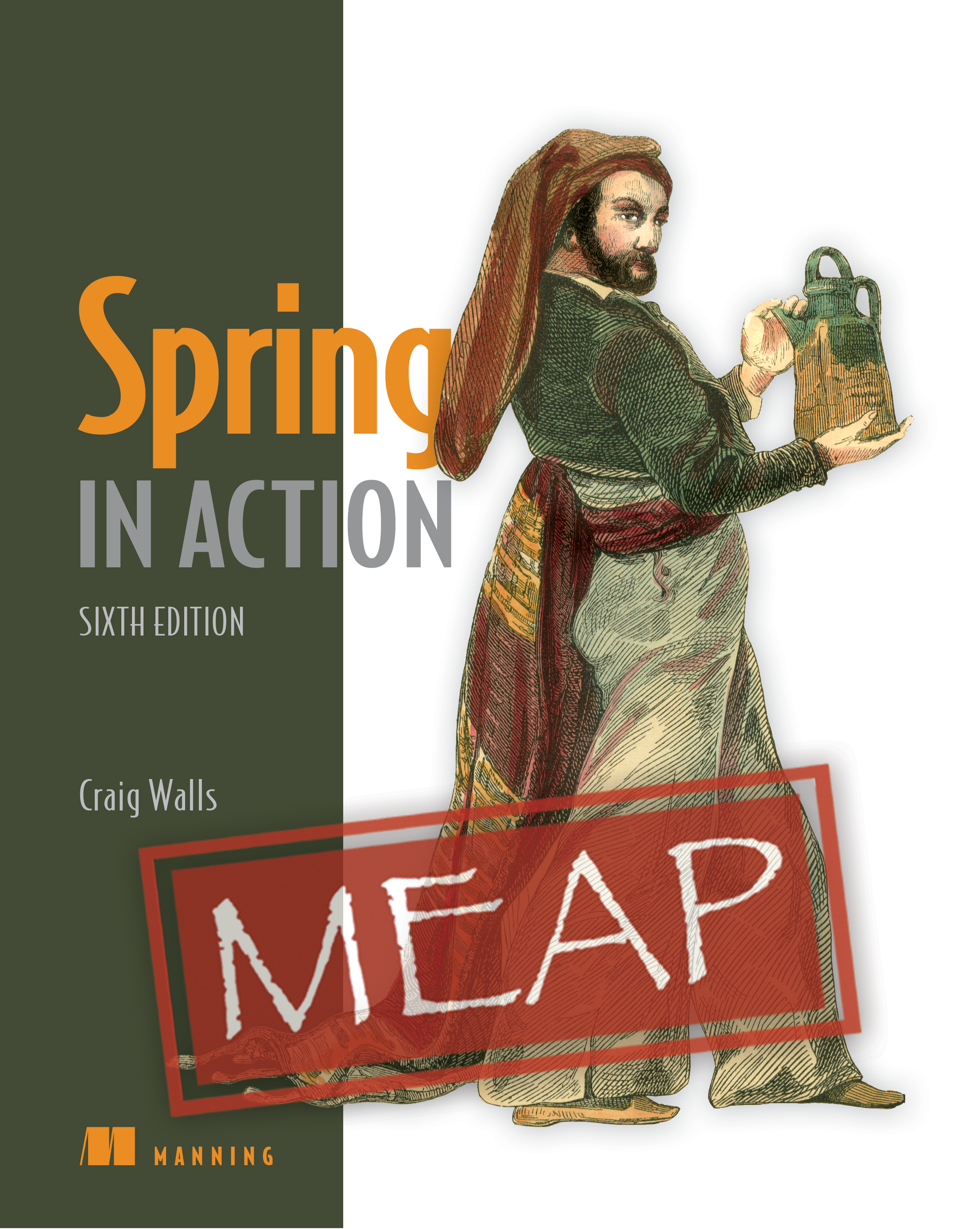 Manning | Spring in Action, Sixth Edition